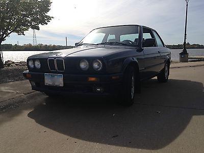 BMW : 3-Series Base Coupe 2-Door 1991 bmw 325 i base coupe 2 door 2.5 l