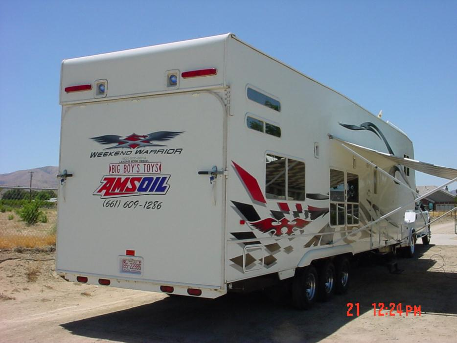 2006 Weekend Warrior Slc3905