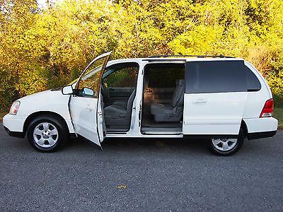Ford : Freestar SES Mini Passenger Van 4-Door 2004 ford freestar ses mini passenger van 4 door 3.9 l