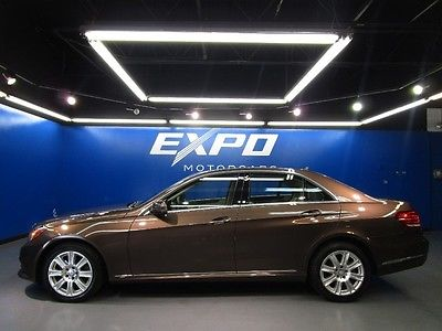 Mercedes-Benz : E-Class E350 Luxury 4Matic Mercedes-Benz E350 Luxury 4MATIC Sedan Navigation Camera Heated Seats
