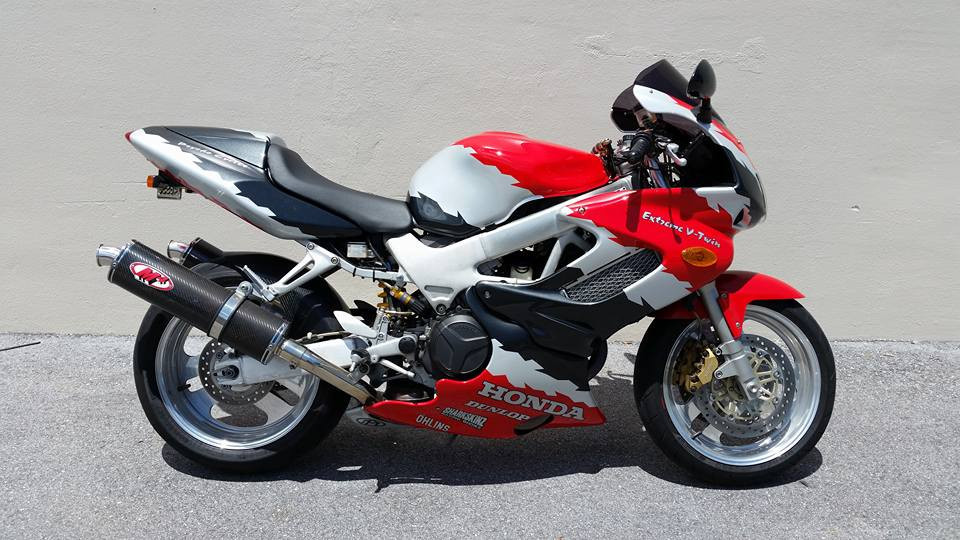 2007 Honda CR85