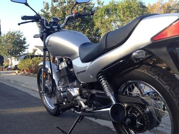 2006 Honda Nighthawk 250 Motorcycles for sale