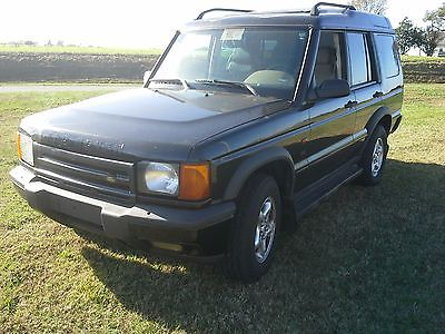 Land Rover : Discovery Series II SE Sport Utility 4-Door 2001 land rover discovery seris ii se