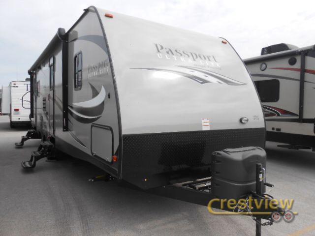 2012 Keystone Rv Passport 2850RL Grand Touring