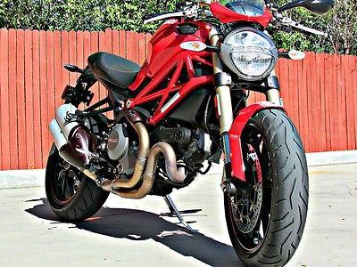 Ducati : Monster STUNNING! '13 DUCATI MONSTER 1100 EVO ABS BRAKES 100HP SUPERB HANDLING LO MILES!