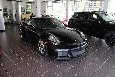 Porsche : 911 GT3 2015 porsche 991 gt 3 400 mi cpo extended warranty