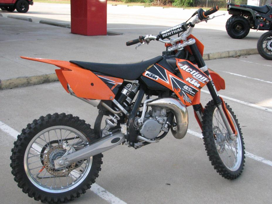 Ktm 105 Sx motorcycles for sale