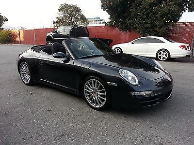 porsche 911 carrera 4 convertible 2 door cars for sale in california. Black Bedroom Furniture Sets. Home Design Ideas