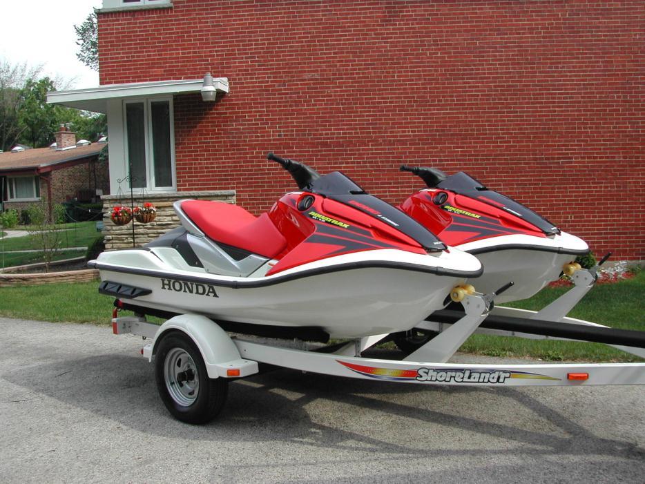 2004 Honda Aqua Trax R-12