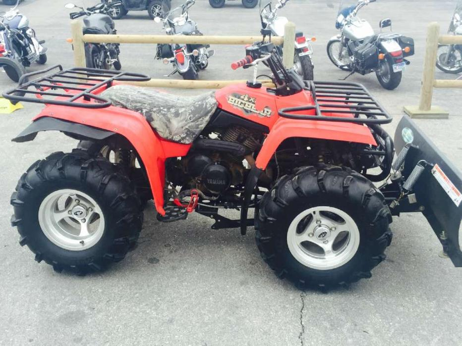 Yamaha big bear motorcycles for sale in south dakota for Yamaha rapid city sd