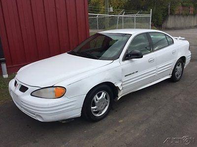 Pontiac : Grand Am SE sedan 2000 se sedan used automatic fwd