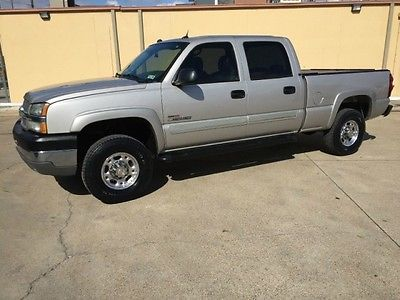 2004 chevy 2500hd duramax cars for sale. Black Bedroom Furniture Sets. Home Design Ideas