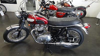 1968 Triumph Bonneville 650 Motorcycles for sale