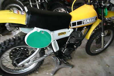 Yamaha : YZ 1978 yz 250 yz 250 78 yamaha motorcycle