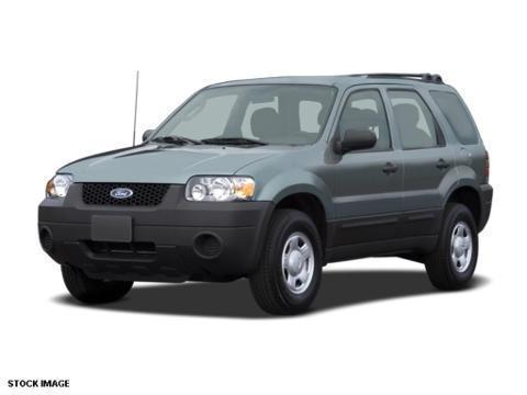 2005 FORD ESCAPE 4 DOOR SUV