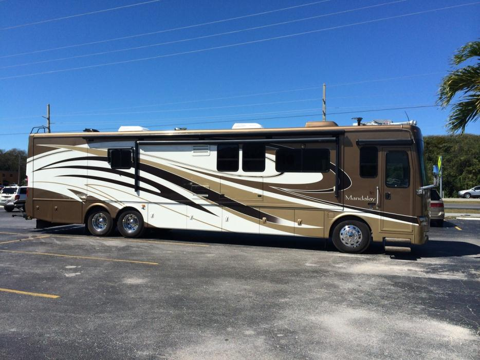 Mandalay Coach 43a RVs for sale on