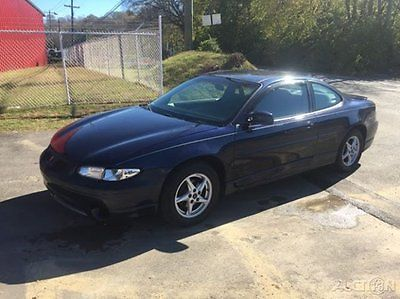 Pontiac : Grand Prix GT coupe 2001 gt coupe used 3.8 l v 6 12 v automatic fwd coupe