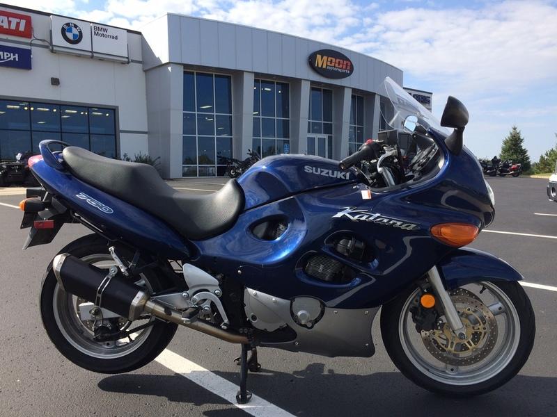 Suzuki Katana 750 Motorcycles For Sale In Minnesota