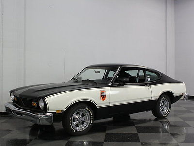 Ford : Other WHITE STALLION MAVERICK, WORKING FACTORY A/C, BELIEVED TO BE ORIGINAL MILES