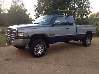 Dodge : Ram 2500 1997 dodge ram 2500 turbo diesel ext cab 4 x 4 excellent condition
