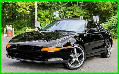 Toyota : MR2 Base Coupe 2-Door 1991 toyota mr 2 coupe 5 speed manual rare clean carfax