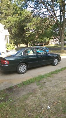 Kia : Optima LX, One owner, vehicle clean in good condition, drives excellent, many parts