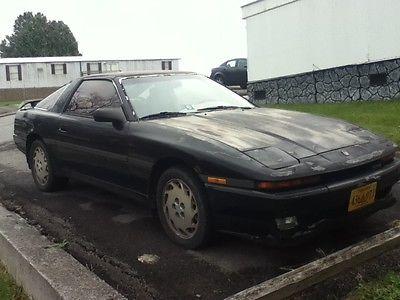 Toyota : Supra 2D SDN 1987 toyota supra turbo