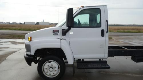 Chevrolet : Other Pickups C4500 2008 gmc c 4500 c 4500 cab chassis duramax diesel kodiak 190 wheel base 197 k, 1