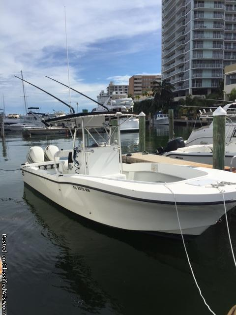 Dusky Center Console Boats For Sale