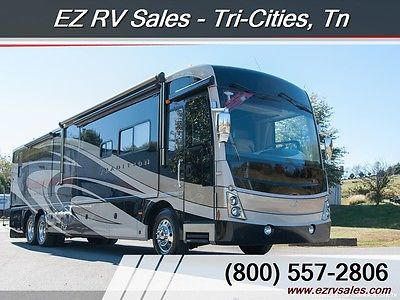 2008 American Coach American Tradition 1 1/2 BATHS FULL WALL SLIDE!