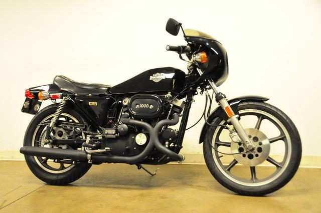 1977 harley xlcr motorcycles for sale