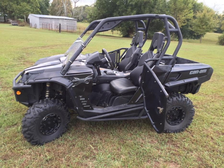 can am commander 1000 x motorcycles for sale in mississippi. Black Bedroom Furniture Sets. Home Design Ideas
