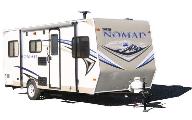 2014 Skyline Nomad 173