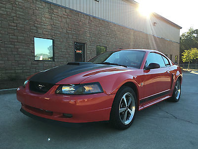 Ford : Mustang Mach 1 2003 mustang mach 1