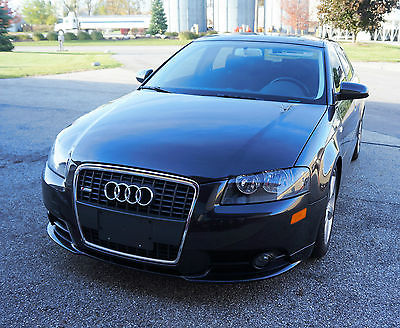 Audi : A3 S Line Awesome ? 2008 Audi A3 S Line Hatchback 4-Door 2.0L   Only $10,900