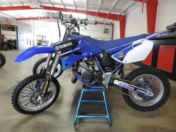 Yz 85 2004 motorcycles for sale for Yamaha lancaster ca