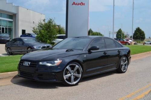 2014 Audi A6 3.0 TDI Premium Plus Oklahoma City, OK