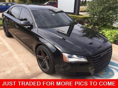 2011 Audi A8 L 4.2 Oklahoma City, OK