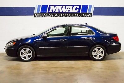 Acura : RL Base Sedan 4-Door LOADED~ NEW BRAKES~ALL WHEEL DRIVE~NAVI~BACKUP~2 OWNER~