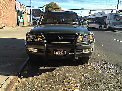 Lexus : LX LX Lexus LX 470 - Hunter Green - 1999 - Great Condition