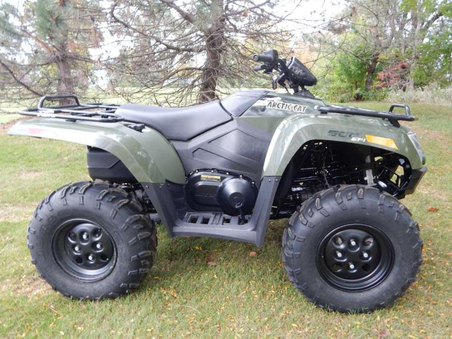 1999 Arctic Cat 300 4X4