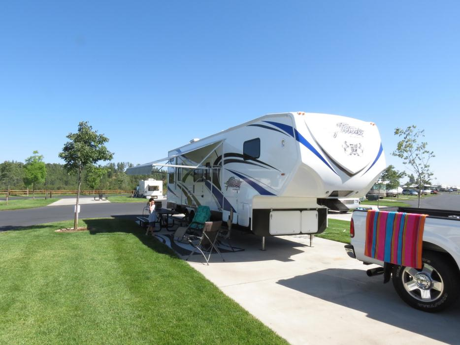 2013 Eclipse Recreational Vehicles Attitude