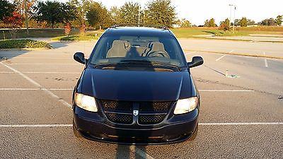 Dodge : Caravan SE Mini Passenger Van 4-Door 2003 dodge caravan se mini passenger van 4 door 3.3 l