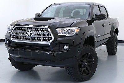 Toyota : Tacoma TRD Sport 16 toyota tacoma trd sport fuel wheels pro comp