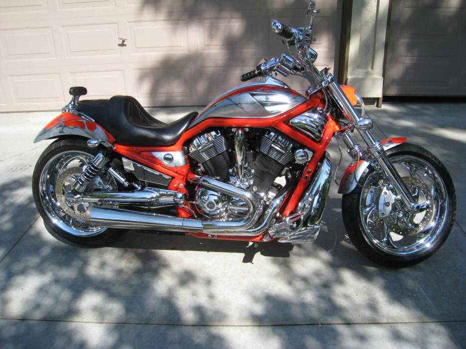 Rinehart Exhaust For Harley Davidson V Rod