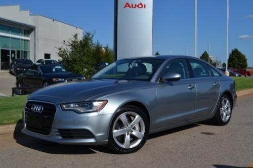 2012 Audi A6 3.0 Premium Oklahoma City, OK