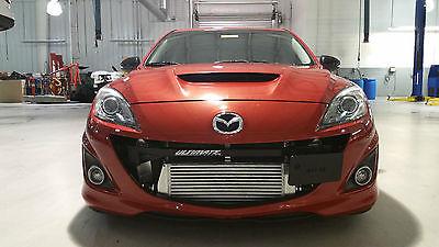 Mazda : Mazda3 Mazdaspeed Hatchback 4-Door 13 mazda speed 3 stage 2 kit monster custom big hp cobb hks ultimate racing