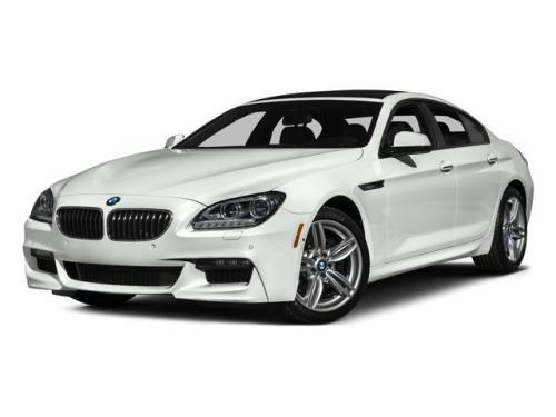 2015 BMW 650 Gran Coupe i Santa Monica, CA