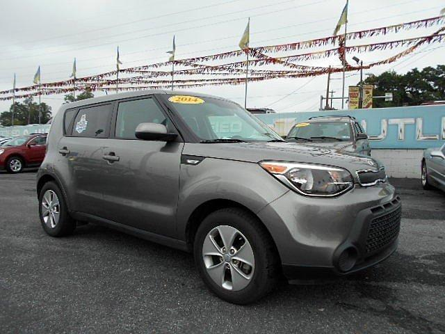 2014 Kia Soul Hatchback Base