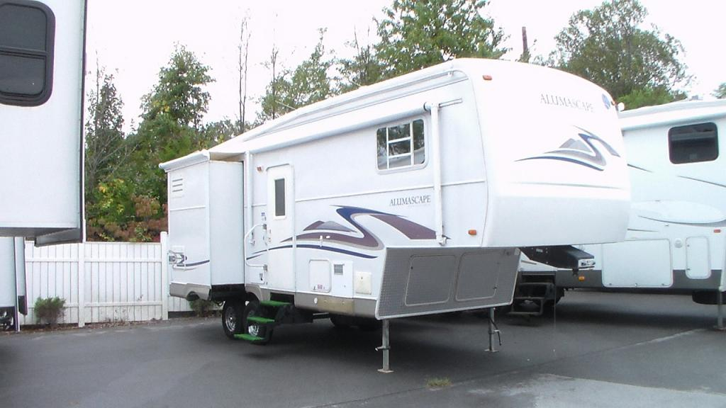 2002 Holiday Rambler Vacationer Rvs For Sale